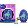 Bombă de baie efervescentă cu o surpriză Nasa(Alien Egg Bath Fizzer) 200 g