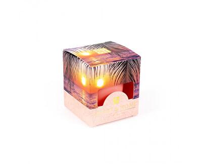 Vonná svíčka Dotek tropického ráje 52 g