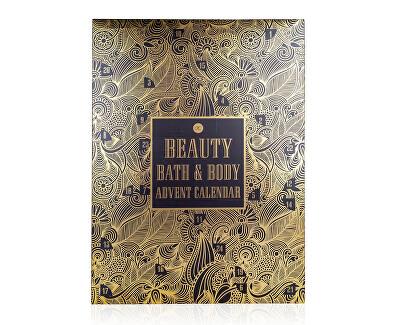 Calendar Advent Beauty and Wellness 2020 auriu
