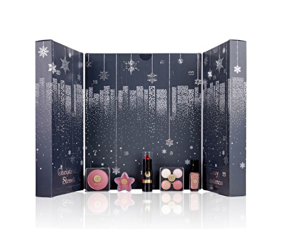 Calendar advent de produse cosmetice decorative Skyline In Book