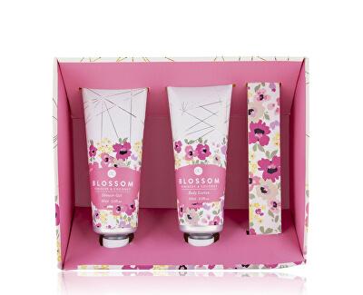 Dárkový set tělové péče Blossom Hibiscus & Coconut