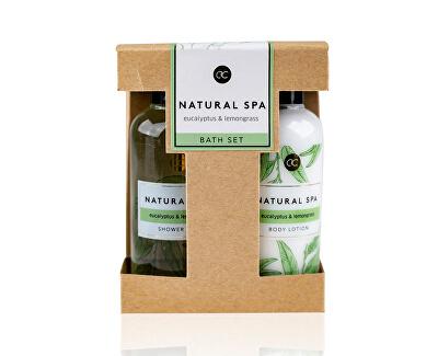 Set cosmetice pentru îngrijirea corpului Natural Spa