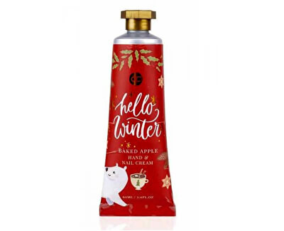 Krém na ruce a nehty Hello Winter (Hand & Nail Cream) 60 ml