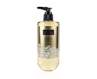 Săpun lichid cu miros de vanilie fierbinte si flori de limetă  (Hand Wash) 350 ml