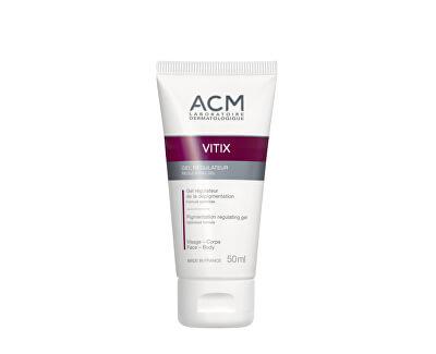 Gel pro regulaci pigmentace Vitix (Regulating Gel) 50 ml