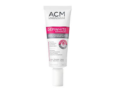 Intenzivní krémové sérum proti pigmentovým skvrnám Dépiwhite Advanced (Depingmenting Cream) 40 ml
