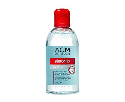 Micelární voda na problematickou pleť Sébionex (Micellar Lotion) 250 ml