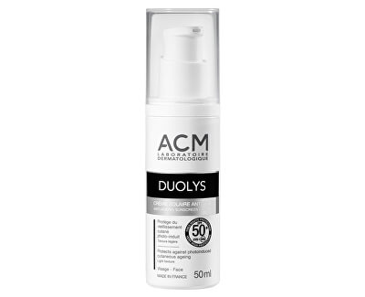 Ochranný krém proti stárnutí pleti SPF 50+ Duolys (Anti-Ageing Sunscreen Cream) 50 ml