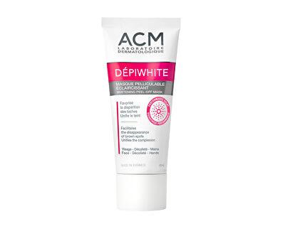 Zesvětlovací slupovací maska Dépiwhite (Whitening Peel-Off Mask) 40 ml