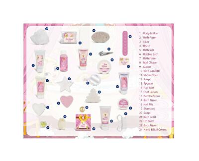 Adventní kalendář Princess