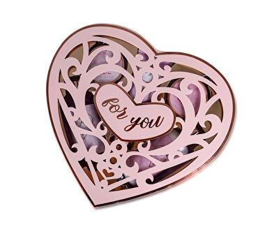 Dárková sada tělové péče Heart Cascade For You