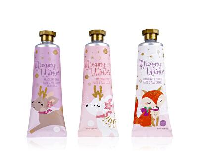Cremă pentru mâini si unghii Dreamy Winter(Hand & Nail Cream)  60 ml
