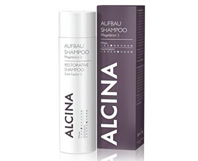Regeneračný šampón pre silne poškodené vlasy (Restorative Shampoo Care Factor 2) 250 ml