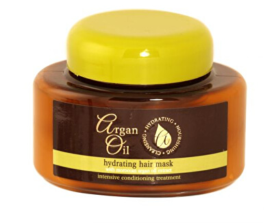 Hydratační maska s arganovým olejem 220 ml