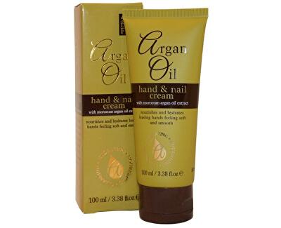 Krém na ruce a nehty s arganovým olejem 100 ml