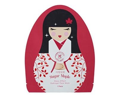 Hydrogelová pleťová maska Glass Effect Sugar Maple (Hydrogel Face Mask) 1 ks