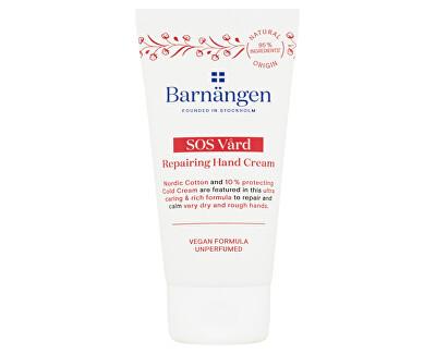 Krém na velmi suché ruce SOS Vard (Repairing Hand Cream) 75 ml
