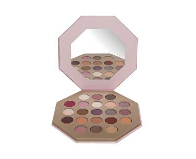 Paletă cu 21 farduri de ochi(Eyeshadow Palette)