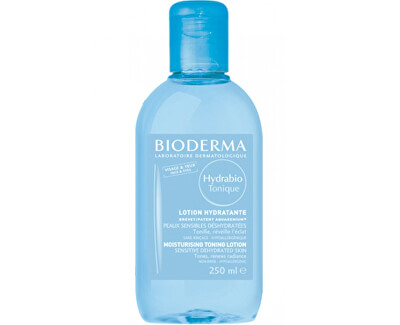 Hydratační tonikum pro citlivou a dehydratovanou pleť Hydrabio Tonique (Moisturizing Toning Lotion) 250 ml