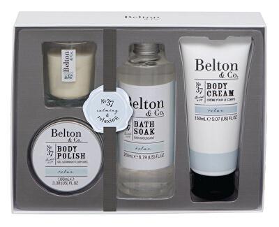Dárková sada relaxační koupelové péče Relax Bath & Body Set