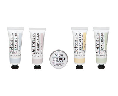 Set cadou pentru îngrijirea mâinilor Hand Cream Gifting Collection