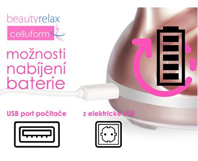 Masážní ultrazvukový přístroj na formování postavy CelluForm BR-1220 - SLEVA - chybí vrchní fólie