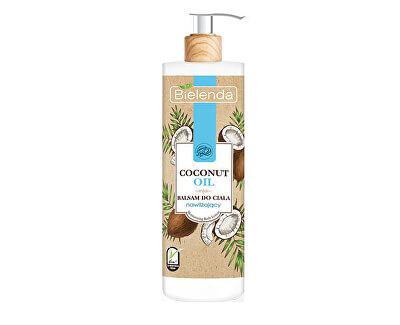 Hydratační tělové mléko Coconut Oil (Moisturizing Body Lotion) 400 ml