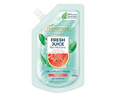 Apă micelară pepene verdeFresh Juice - reumplere(Liquid Micellar) 45 ml