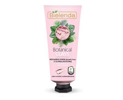 Regenerierende Hautcreme mit Ton Botanical Clays (Vegan Cream) 50 ml