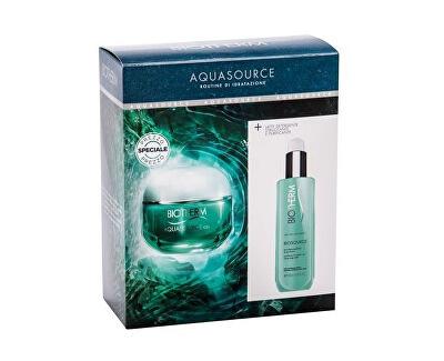 Set cosmetic pentru îngrijirea pielii pentru femei Aquasource