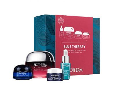 Dárková sada pleťové péče Blue Therapy Red Algae Uplift