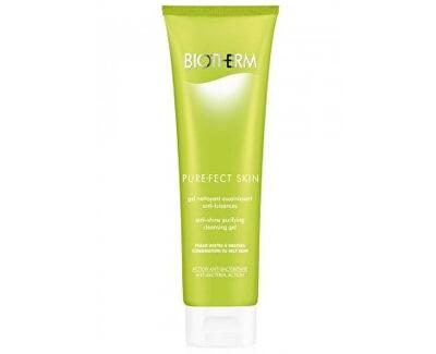 Čisticí gel pro smíšenou až mastnou pleť Pure•fect Skin (Anti-Shine Purifying Cleansing Gel) 125 ml