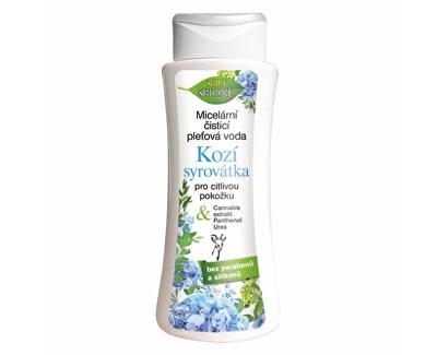 Micelární čisticí pleťová voda Kozí Syrovátka pro citlivou pokožku 255 ml