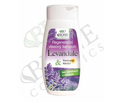 Regeneračný vlasový šampón Levanduľa 260 ml