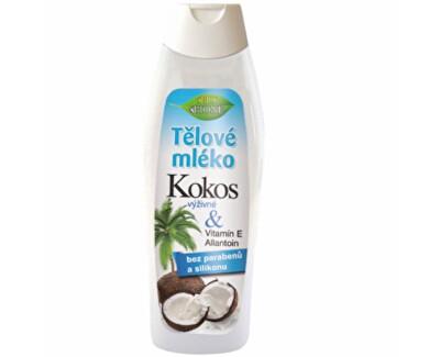 Tělové mléko Kokos 500 ml