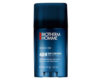 Tuhý deodorant antiperspirant pro muže Homme 48H Day Control (Anti-Transpirant Non Stop) 50 ml