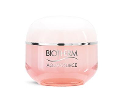 Vysoce hydratační pleťový krém pro suchou pleť Aquasource (Rich Cream 48h Release Hydration) 50 ml
