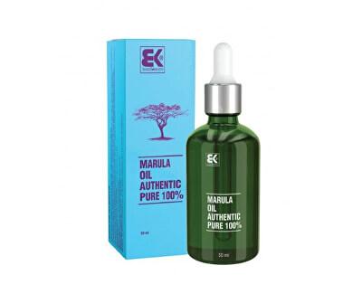 100% čistý za studena lisovaný přírodní marulový olej (Marula Oil Authentic Pure) 50 ml