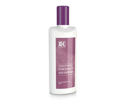 Jemný kokosový šampon pro poškozené vlasy (Moisturizing Coconut Shampoo) 300 ml