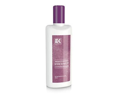 Keratinový vlasový kondicionér pro suché vlasy (Moisturizing Coconut Conditioner) 300 ml