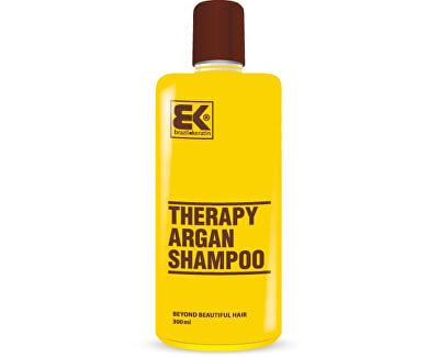 Šampon s keratinem a arganovým olejem pro všechny typy vlasů (Therapy Argan Shampoo) 300 ml