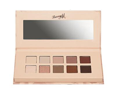 Paletka očních stínů se zrcátkem In the Buff (Eyeshadow Palette) 10 x 0,7 g
