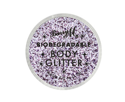 Sclipici de corp Biodegradable Body Glitter nuanța Hypnotic 3,5 ml