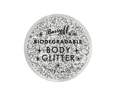 Sclipici de corp Biodegradable Body Glitter nuanța Sparkler 3,5 ml
