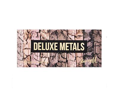 Paletka očních stínů se zrcátkem Deluxe Metals (Eyeshadow Palette) 10 x 0,7 g