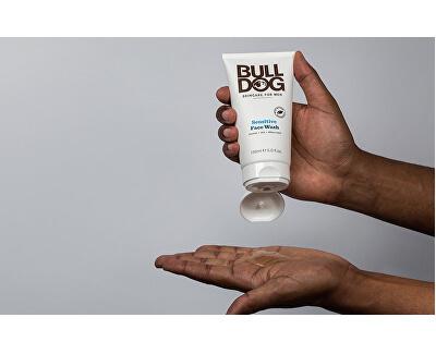 Čisticí gel pro muže pro citlivou pleť Sensitive Face Wash 150 ml