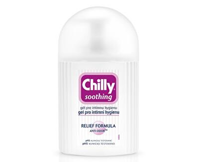 Uklidňující gel pro intimní hygienu Chilly (Soothing Gel) 200 ml