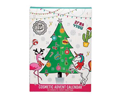 Adventní kalendář Chit Chat (Cosmetic Advent Calendar)