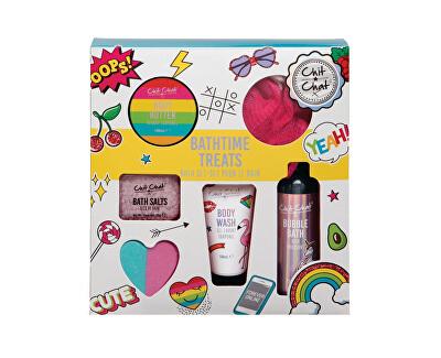 Geschenkset für die Körperpflege Bathtime Treats
