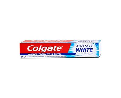Bělicí zubní pasta Advanced Whitening 75 ml